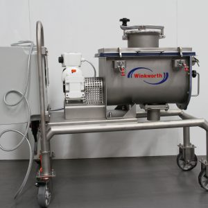 Powder mixer blender - Atex.