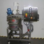 Process vessel - liquid mixing and stirring. Homogenisers.