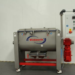 Powder mixer blender. Ribbon blender mixer 240 litre, contra flow blade design.