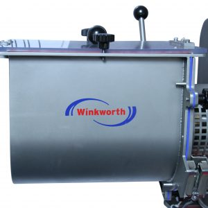 ManyMix - ribbon blender chamber option.
