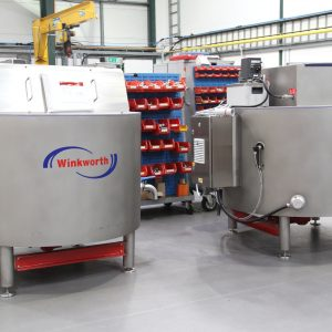 Melt vessel - melt liquids, fats, creams, sauces, for final or preconditional applications.