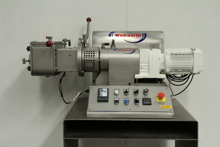 Lab scale development mixer - 2 litre kneader mixer option.
