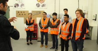 Winkworth provide industry insight to budding engineers