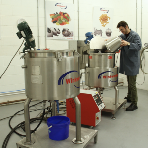 MIXING TEST CENTRE